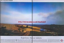 Nissan Terrano II Car 1995  Magazine Advert #2339
