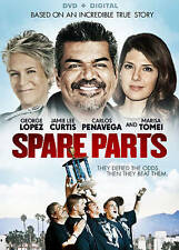 Spare Parts  (DVD, 2015)