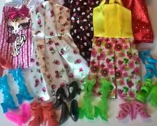 Barbie Disney Steffi Sindy Fashion Doll Dress Shoe Bundle 20 Items Lot 2