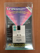 EZ-ON MULTI-PURPOSE REMOTE SWITCH CONNECTED HOME NEW