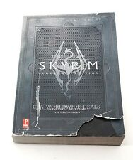 The Elder Scrolls V Skyrim Legendary Edition Prima Strategy Guide **READ**