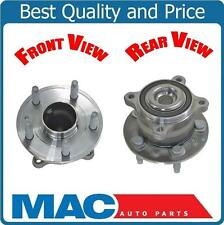 Rear Wheel Bearing and Hub Assembly WH512446 for Chevrolet Cruze 2010-2012