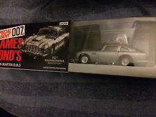 James Bond,  50th anniversary  Thunderball   Aston Martin DB5  corgi car model