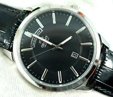 Brand New Orient stainless steel automatic 42mm date calendar watch FEV0U003BH