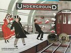 2013 RM 150th Anniv of London Underground BUN 2 X £2 Coin & First Day Cover PNC