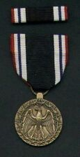 POW Prisoner of War  medal with ribbon bar POW