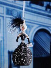 "De Carlini Bergdorf Goodman ""Linda Fargo"" Christmas Ornament 2016 Brand New Box"