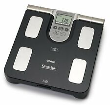 Omron BF508 Body Composition and Body Fat Monitor Bathroom Scale Scales NEW !