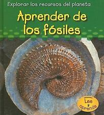 Aprender De Los Fosiles Learning from Fossils (Heinemann Lee Y AprendeHeinemann