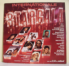 "33T INTERNATIONALE STARGALA Vinyl LP 12"" BONEY M F.R DAVID CULTURE CLUB OLDFIELD"