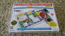 ELENCO Electronic Snap Circuits - Model SC-300 - Learning Projects - Excellent!