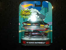 Hot wheels TV SERIES Batmobile Classic retro Long card #10