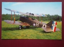 POSTCARD AIR THE S.E.5A OF 1916 ONE OF THE BEST PLANES IN WWI
