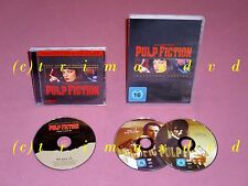 DVD _ Pulp Fiction (Collector's Edition) & Soundtrack-CD _ sehr guter Zustand