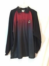 Washington Redskins long sleeved shirt-THROWBACK-Puma-K@@L Retro-Wear-XL-RARE