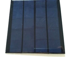 1PC 2W 5V 400mA Mini Solar Panel Module Solar System Epoxy Cell Charger DIY
