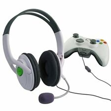 OverHead style Headphones Headset with Mic for Live Chat for Microsoft xBox 360