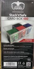 Ultimate Guard Stack'n'Safe Card Box 480