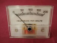 Modutec Heartbeat Analog Panel Meter 1 mA
