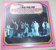 The Best . . . Sha Na Na 2 LP Set Kama Sutra 1976 Little Darling At The Hop