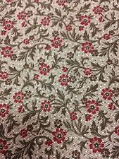 Marcus Fabrics Summit Rose Paula Barnes #0485 Quality Craft Cotton material FQ
