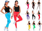 Thick Cotton Full Length Classic Leggings All Colours and Sizes Highest Quality