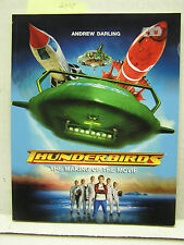 2004Thunderbirds Making of the Movie Reference Book- UK Edition(B2577)