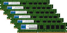 12gb (6 x 2gb) ddr3 1066mhz pc3-8500 240-pin ECC Udimm RAM Kit Per Xserve (2009)