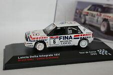 Ixo Presse 1/43 - Lancia Delta Integrale 16V Tour de Corse 1990