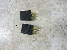 07 Triumph 675 Daytona electrical relays relay set