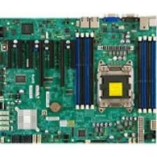 Supermicro X9srl-f Server Motherboard - Intel C602 Chipset - Socket R Lga-2011 -