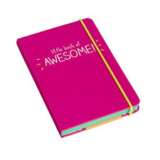 HAPPY Jackson Little Book of Awesome NOTEBOOK A6