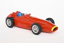 CMC 1957 Maserati 250F Red in 1/18 Scale. CMC 051 Sold out by CMC. Brand New!
