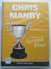 SECOND PRIZE by CHRIS MANBY 8 CASSETTE AUDIO TALKING BOOK