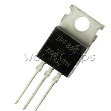 10Pcs IRF840N IRF840 N-channel 8A 500V MOSFET TO-220 IR Transistor