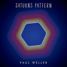 Paul Weller - Saturns Pattern - New 180g Vinyl LP + MP3 Download