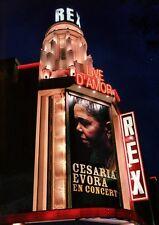 CESARIA EVORA - LIVE D'AMOR   DVD NEU