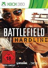 Battlefield Hardline Microsoft Xbox 360 *NEU & OVP* Deutsch Shooter Battlefield