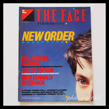 THE FACE Magazine No.39 July 1983 New Order Stephen Morris Terry Hall