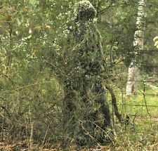 5 PCS CAMO GHILLIE YOWIE SNIPER TACTICAL CAMOUFLAGE SUIT ghillie suit
