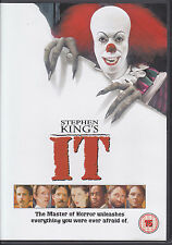 Stephen King's IT R2 DVD