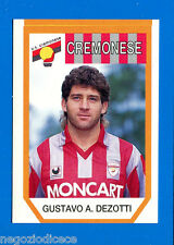 CALCIO FLASH '94 Lampo - Figurina-Sticker n. 53 - DEZOTTI - CREMONESE -New
