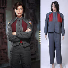 Stargate Atlantis Dr. Elizabeth Weir Uniform Costume *Tailored*