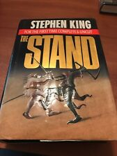 THE STAND by Stephen King Complete & Uncut Deluxe Limited First Ed. B7