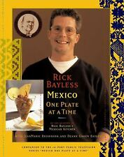 Rick Bayless Mexico One Plate At A Time-ExLibrary
