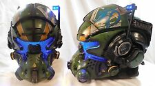 Titanfall 2 Vanguard Pilot Helmet Replica (wearable) + More! No game! NEW