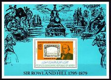 Yemen PDR 1979 ** Bl.3 Rowland Hill Stamp on stamp