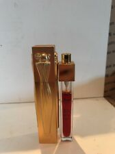 RARE Givenchy Organza Rechargeable Parfum Natural Spray 1/4 OZ w Gold 80% Full