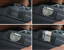 Car Net Holder Pocket Organizer Mobile Mesh Storage