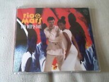 RIO & MARS - HOW DEEP IS LOVE - 6 MIX HOUSE CD SINGLE